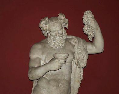 Bacchus: Vatican Museum